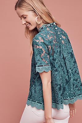 Lace Meadows Blouse