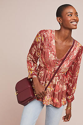 Slide View: 1: Tabitha Blouse