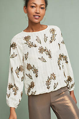 Slide View: 1: Foret Blouse
