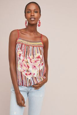 Primrose Embroidered Cami by Bl Nk