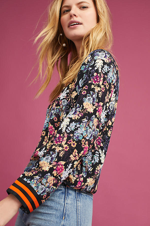 Slide View: 2: Riley Floral Top