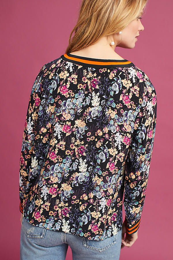 Slide View: 4: Riley Floral Top
