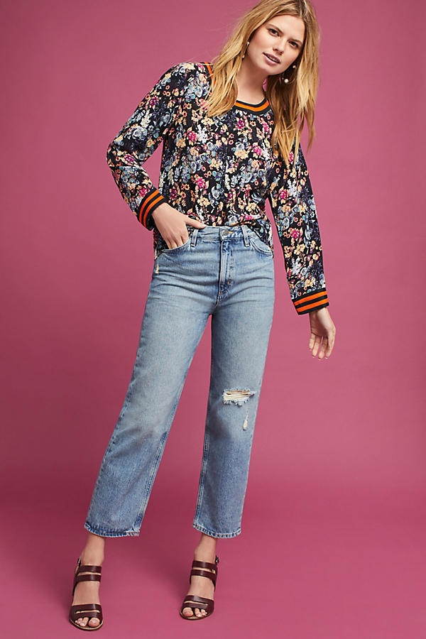 Slide View: 5: Riley Floral Top