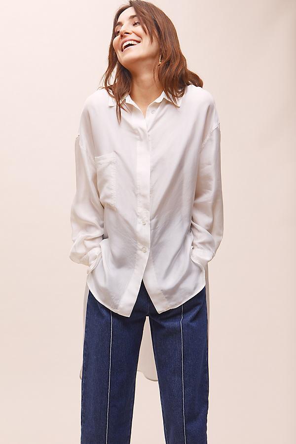 Tela Leza Silk Shirt