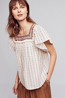 Slide View: 1: Langley Blouse