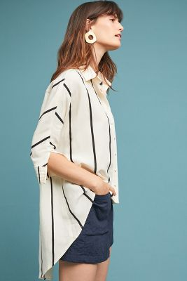 Salome Striped Blouse by Sancia