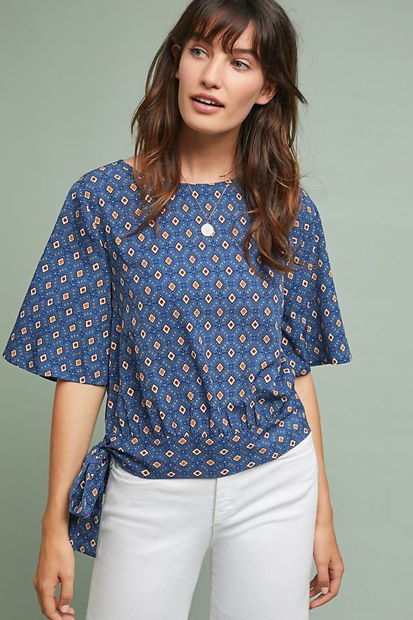 Etoiles Blouse - Assorted, Size Xl