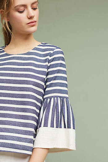 Mariana Striped Top