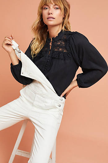 Callie Lace Blouse
