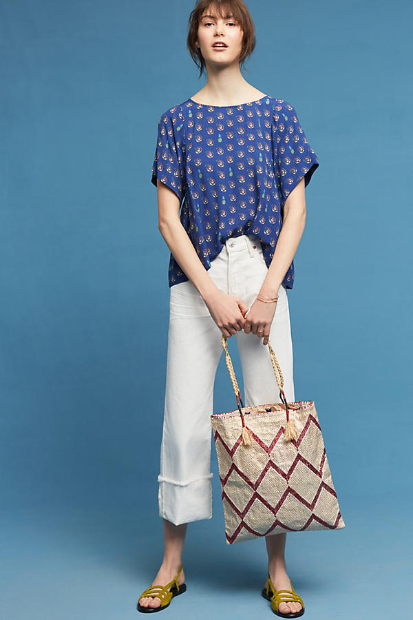 Slide View: 2: Milla Printed Top
