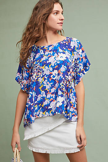 Milla Printed Top