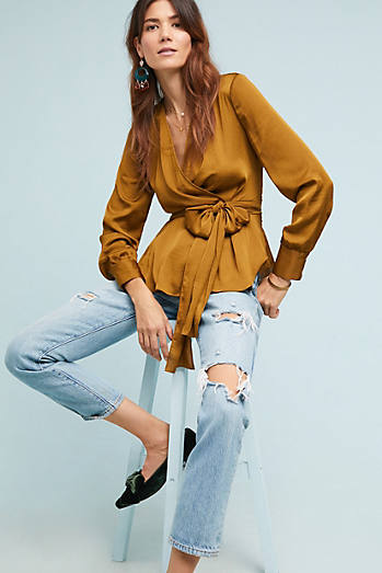 Wear To Work Womens Petite Tops Petite Blouses Shirts