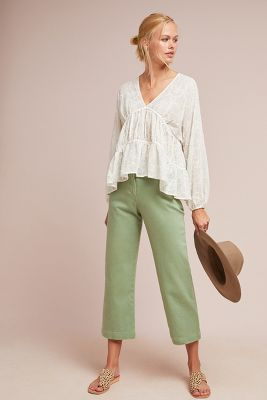 Mystic Peasant Top by Central Park West
