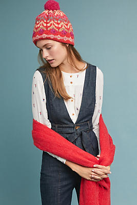 Colloquial Yoked Buttondown by 52 Conversations By Anthropologie