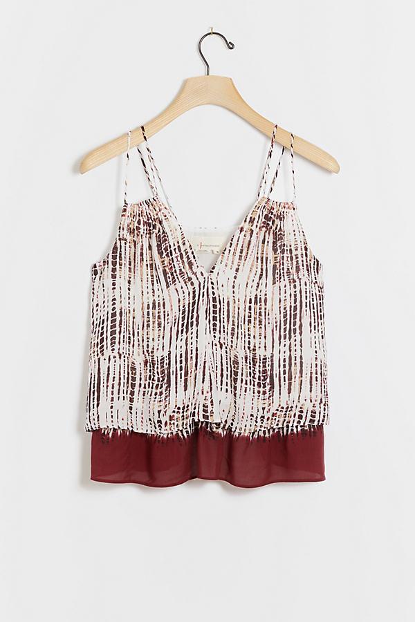 Dania Double-Strapped Cami Vest