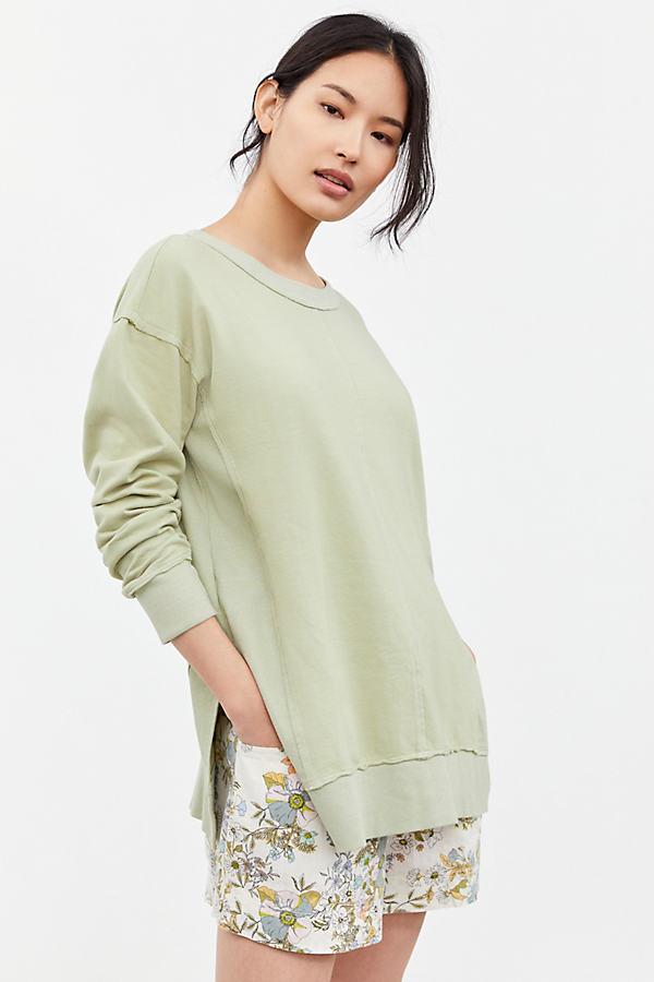 T.La Tunic Sweatshirt