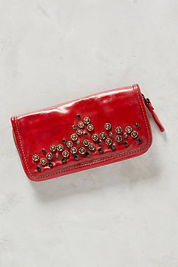 Borchie Studded Wallet