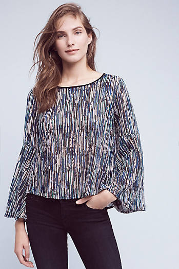 Camella Printed Top