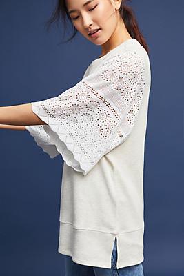 Slide View: 1: Coro Knit Pullover