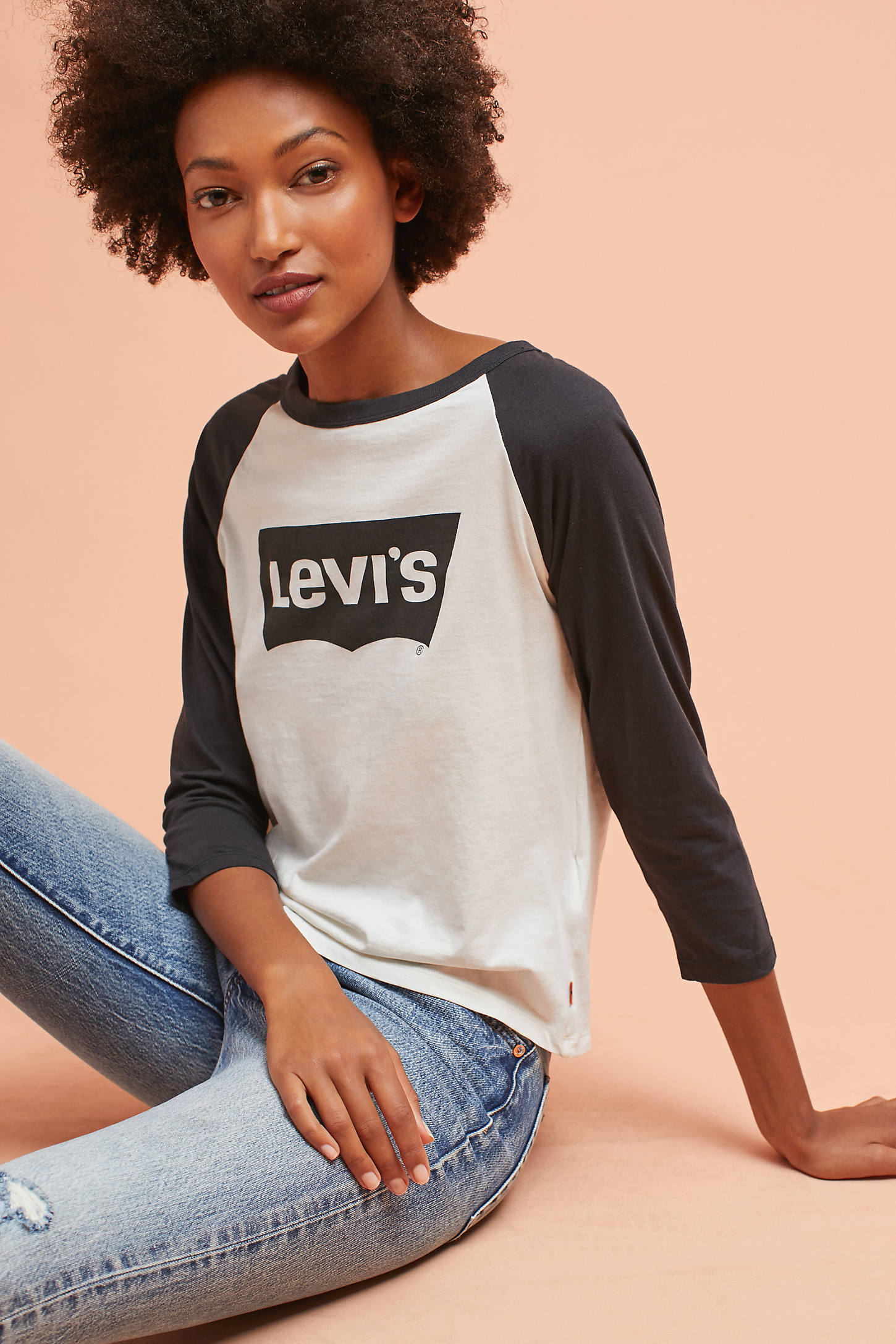 Levi's Raglan Logo Tee