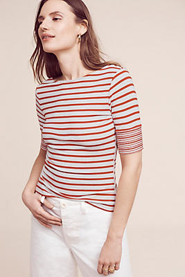 Slide View: 1: Etoile Striped Top