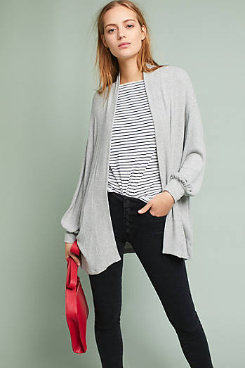 Sheldon Ribbed Cardigan