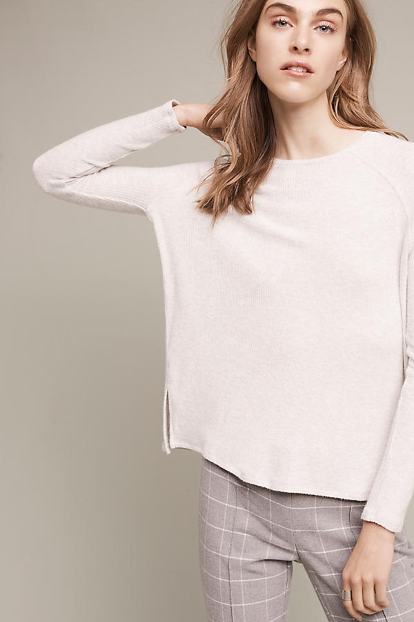 Slide View: 1: Monnet Ribbed Top