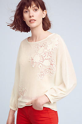 Slide View: 1: Poet Lace Top