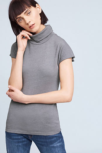Jocinda Fleece Turtleneck