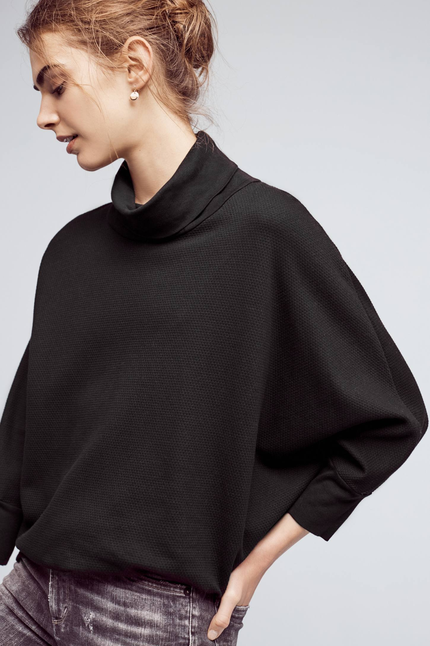 Slide View: 2: Bente Fleece Pullover