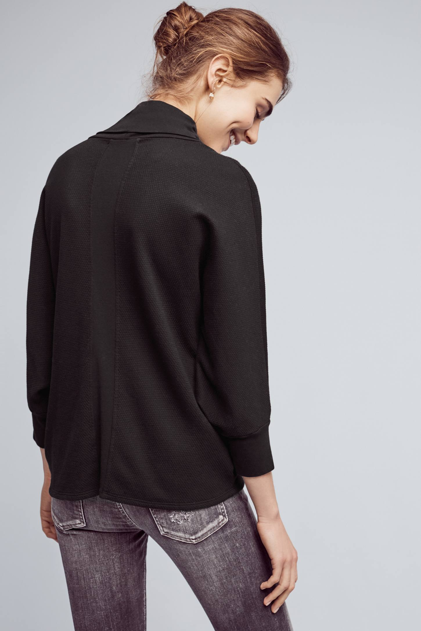 Slide View: 3: Bente Fleece Pullover