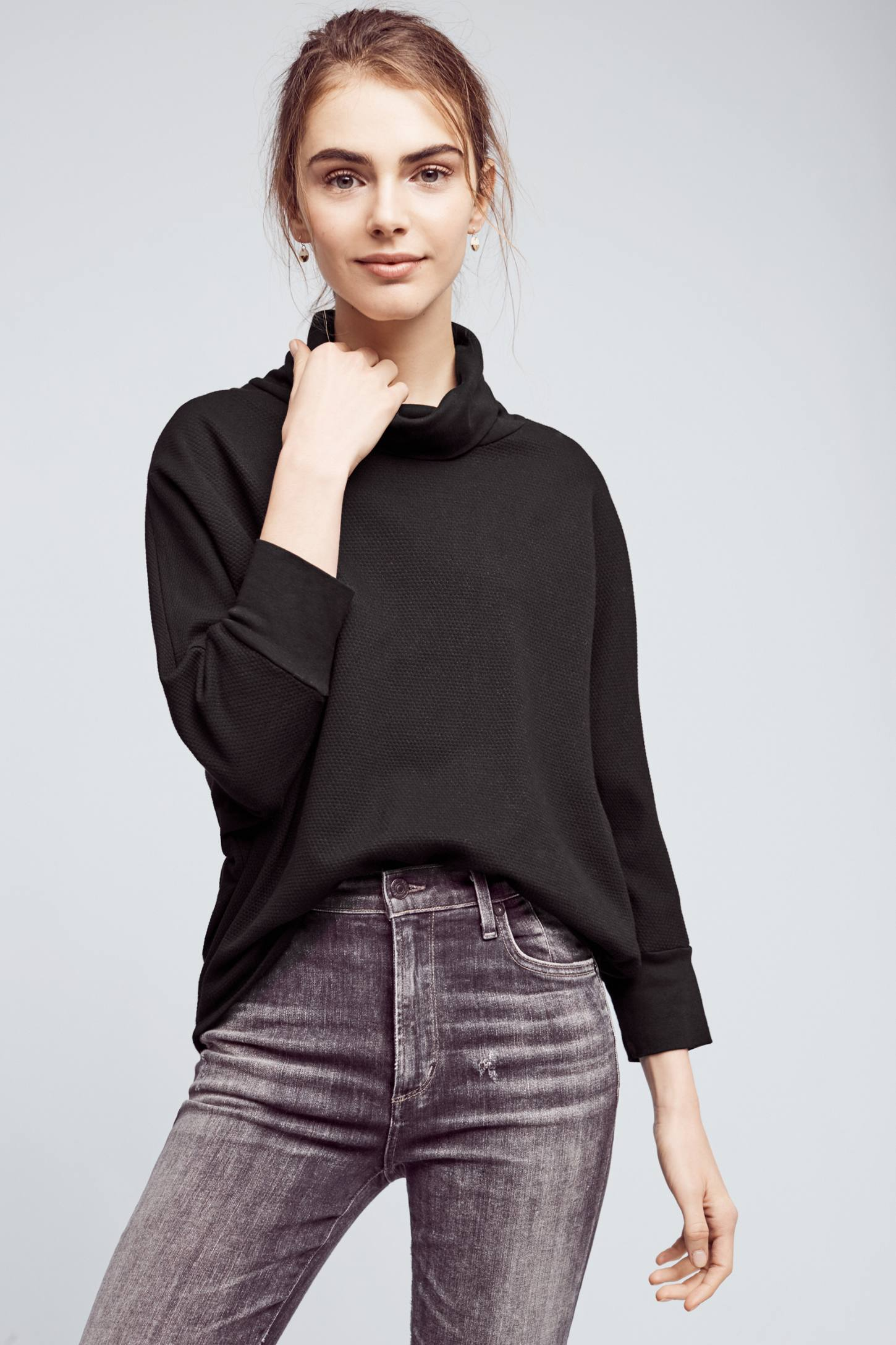 Slide View: 1: Bente Fleece Pullover