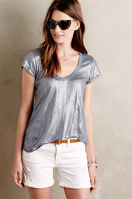 Zap Tee by Anthropologie
