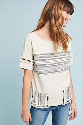 Slide View: 1: Nantucket Striped Top