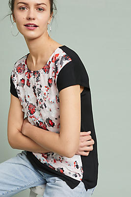 Slide View: 1: Awbury Floral Top