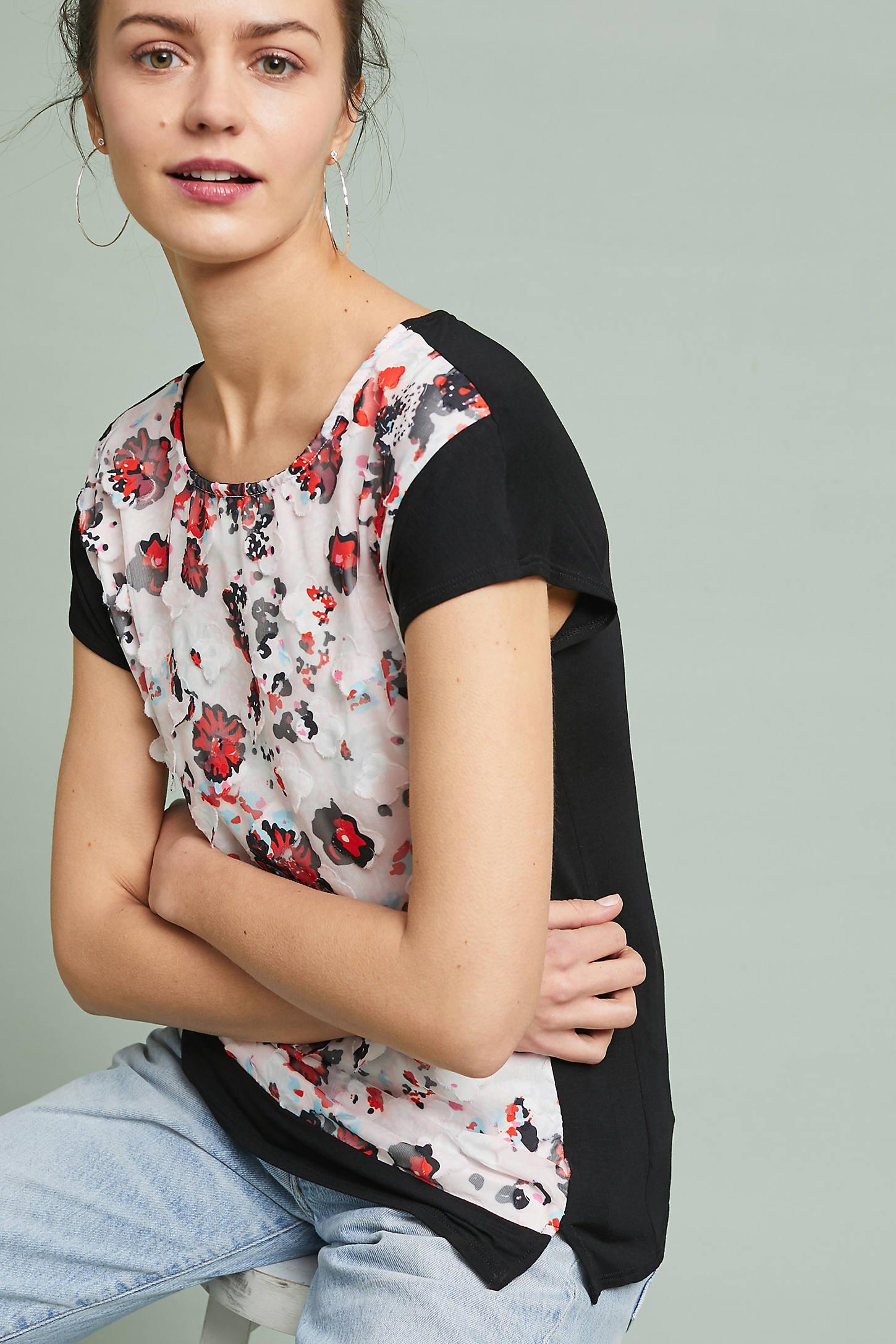 Awbury Floral Top