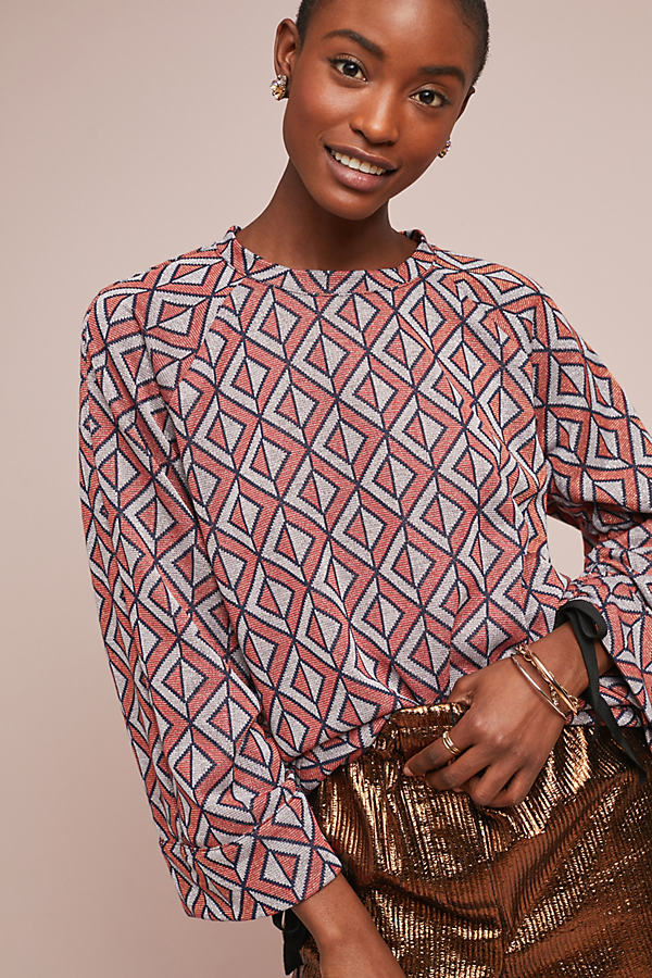 Sefana Printed Top - Assorted, Size Xs