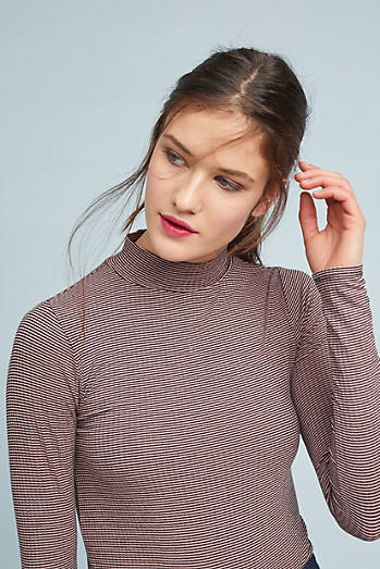 Everyday Mock Neck Top