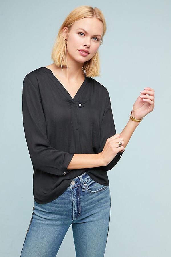 Jillie Shirt - Black, Size L