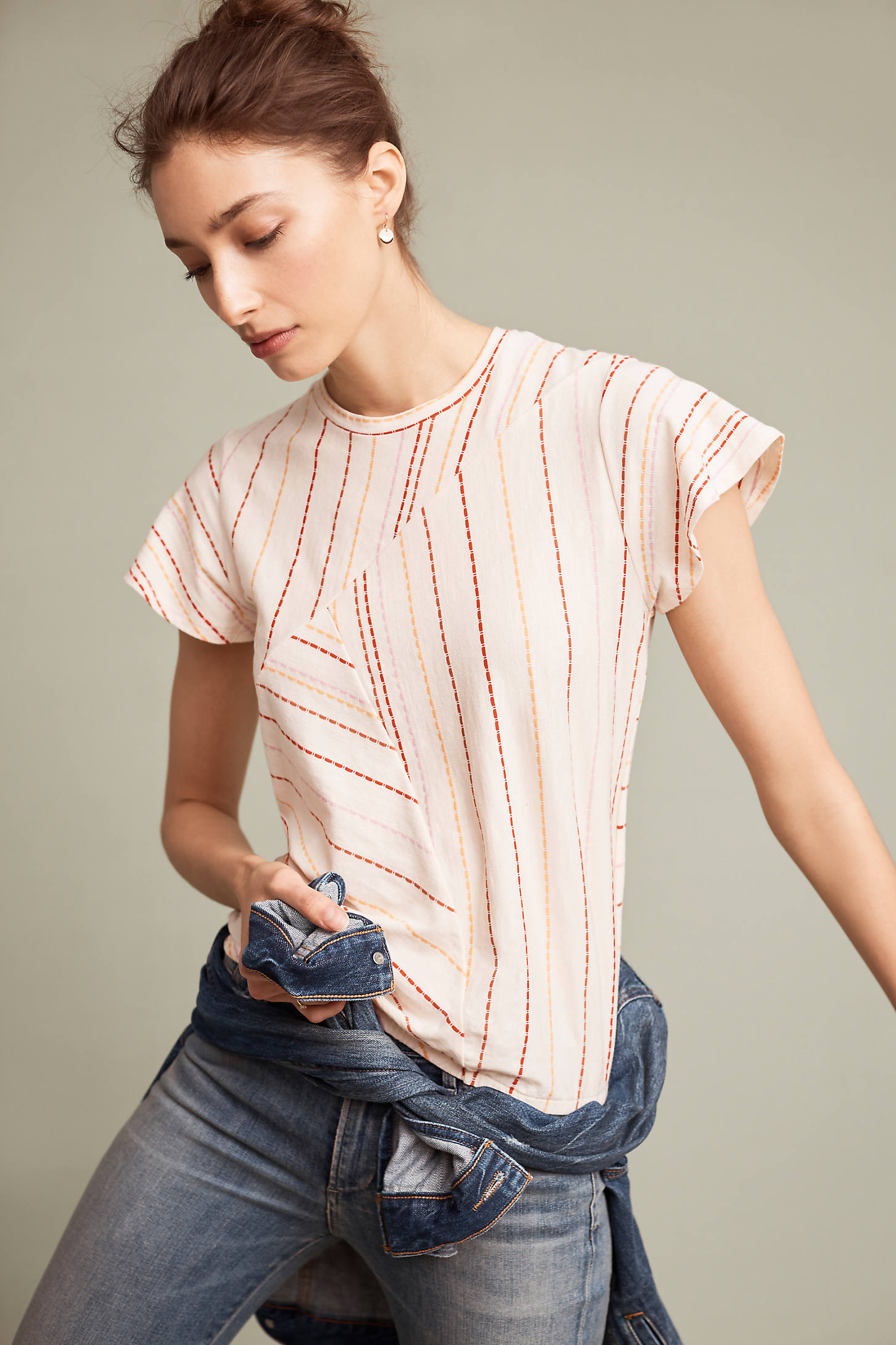 Maximal Striped Top