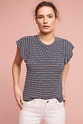 Slide View: 3: Seamed Valley Tee