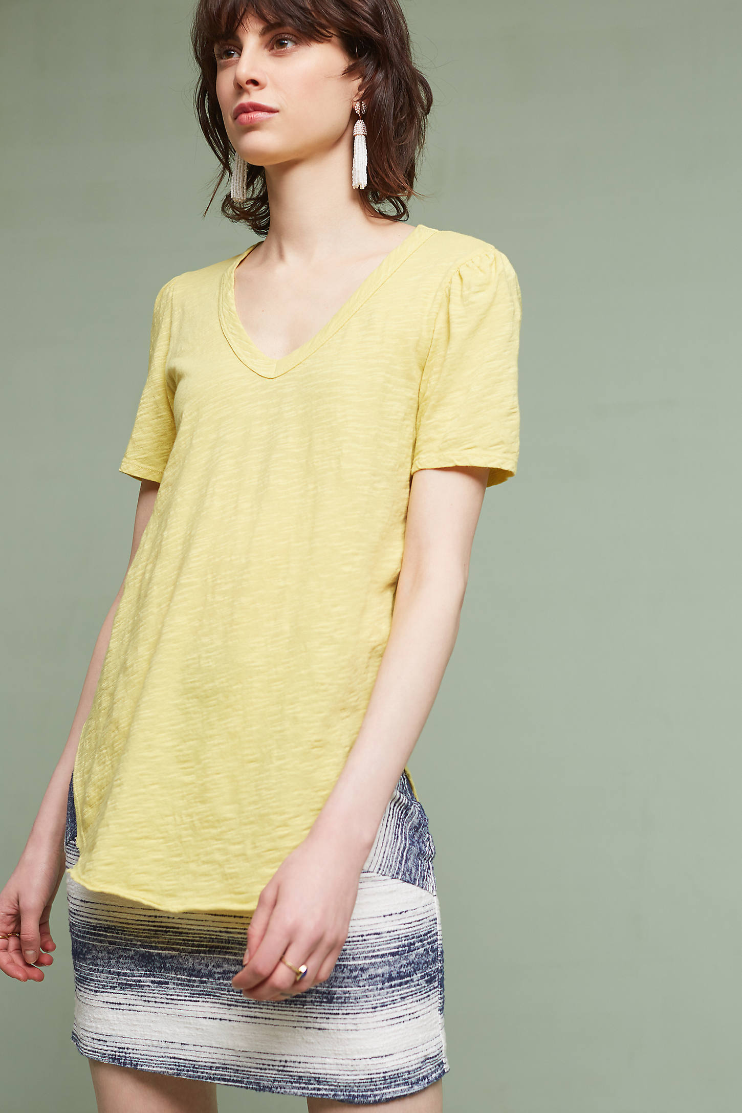 Outfield V-Neck Tee