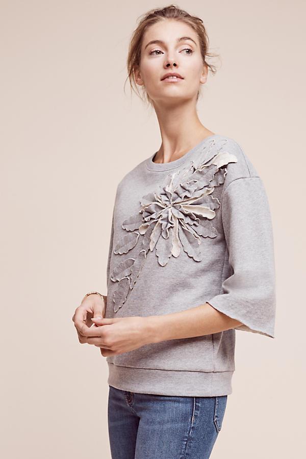 Flower Pop Sweatshirt