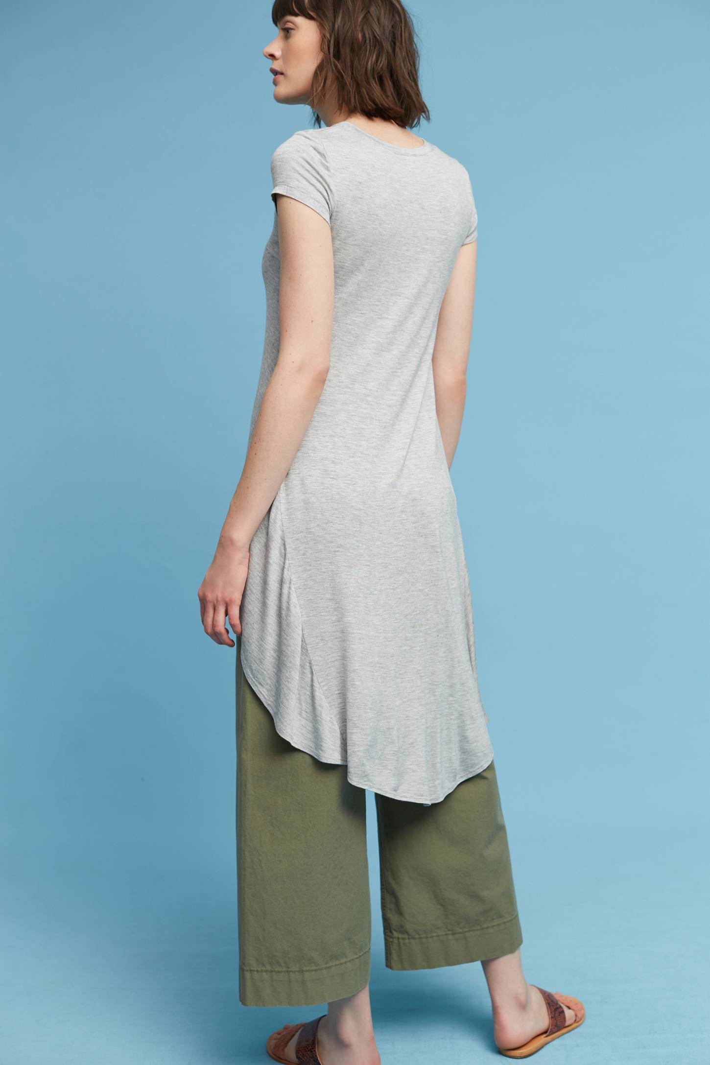 Slide View: 4: Kenzie Knotted Tunic