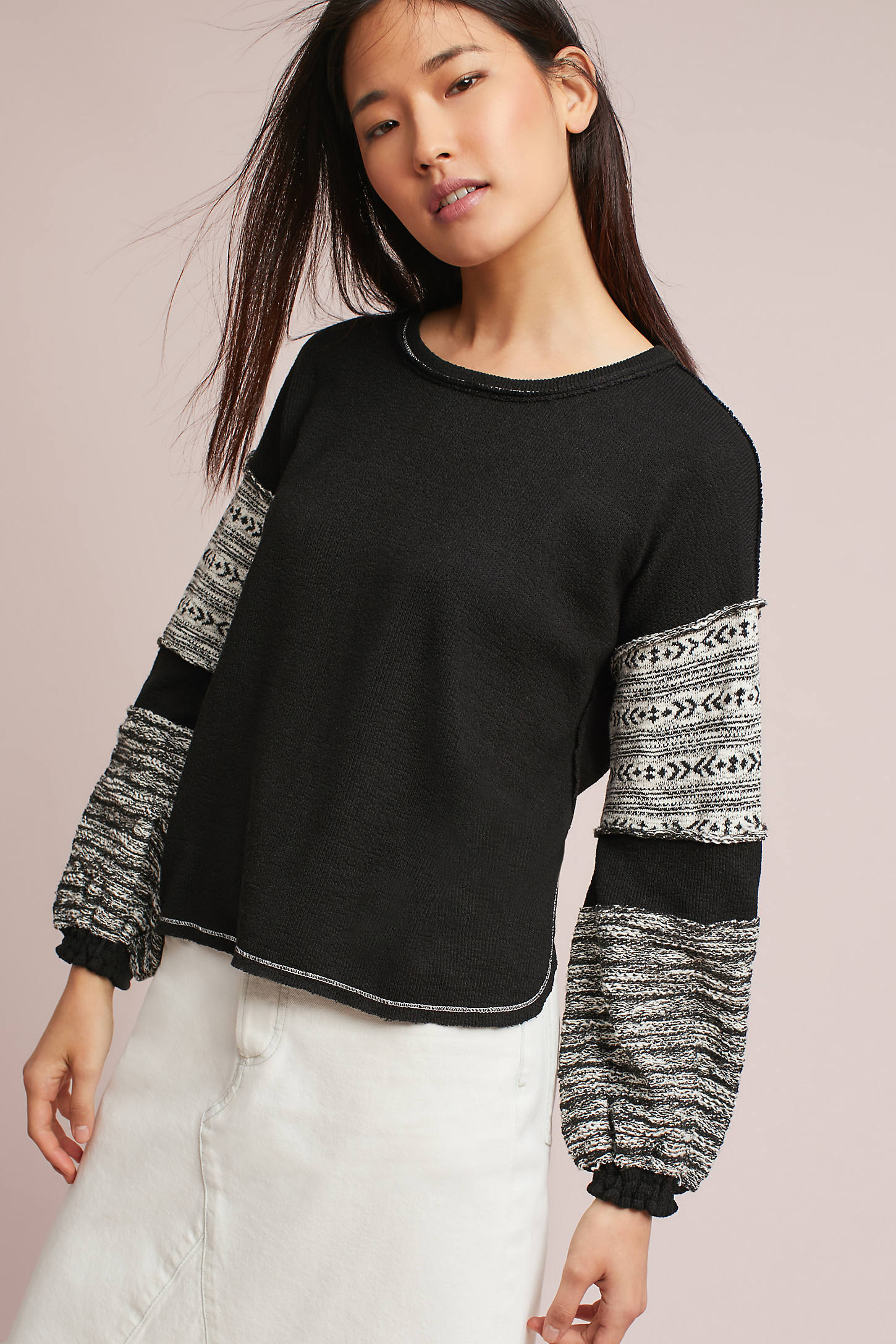 Wind Chime Pullover