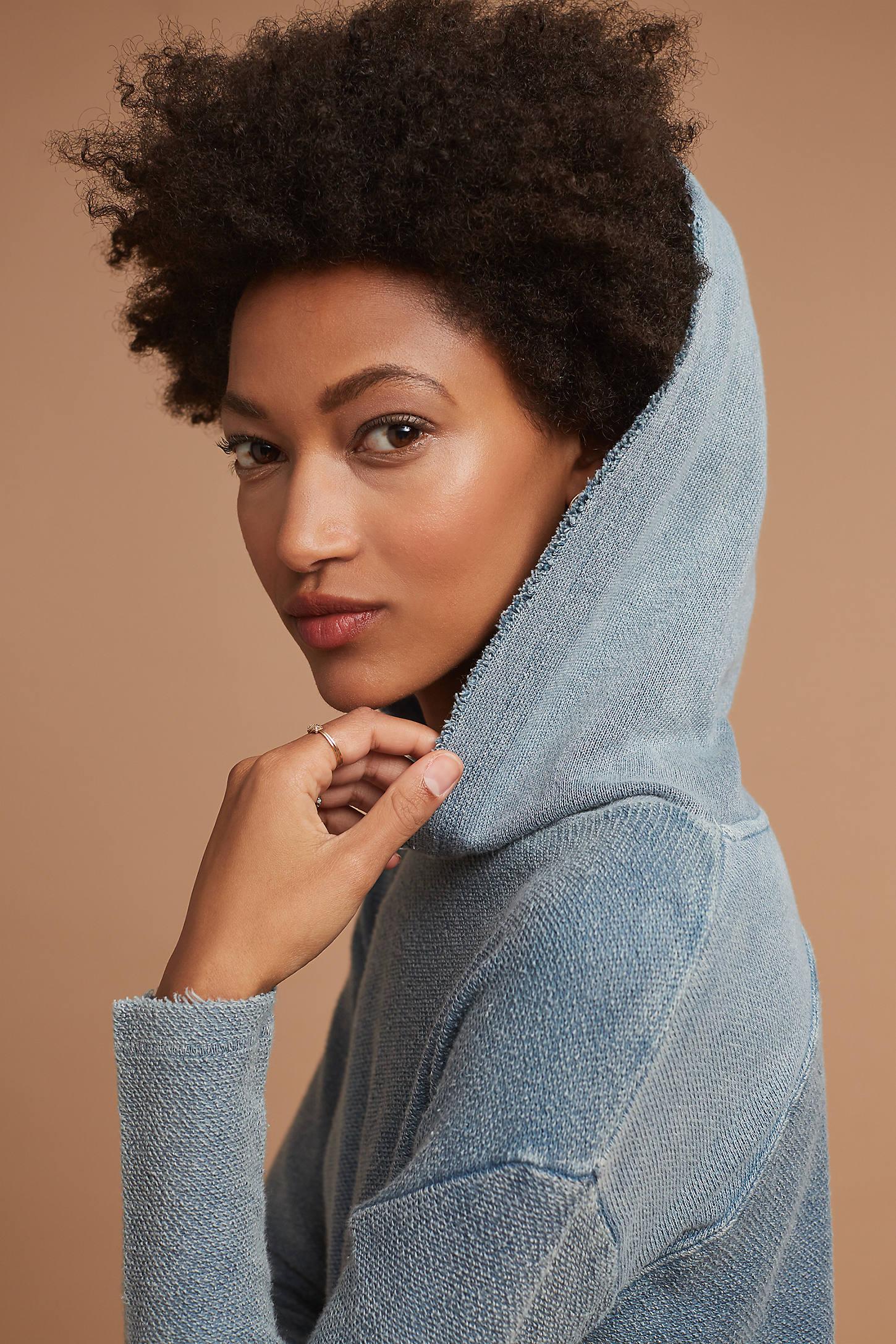 Allie Hooded Sweatshirt