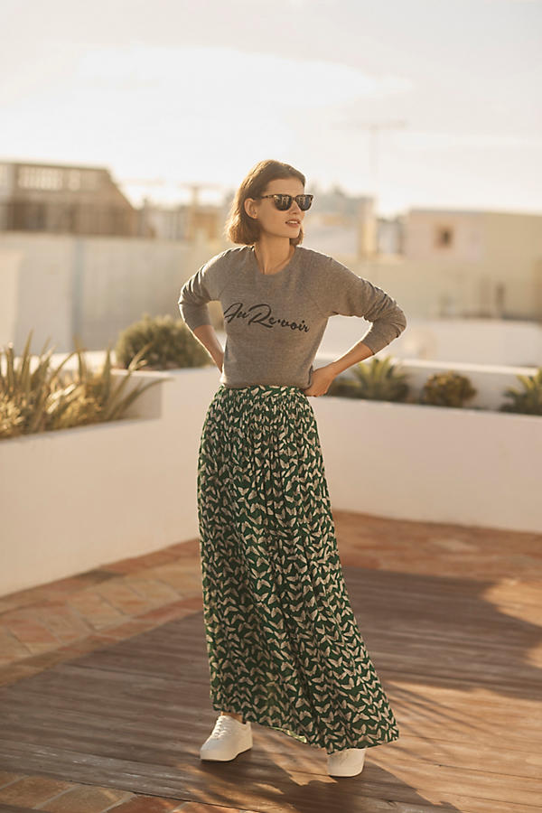 Slide View: 5: Sol Angeles Chic Graphic Sweatshirt