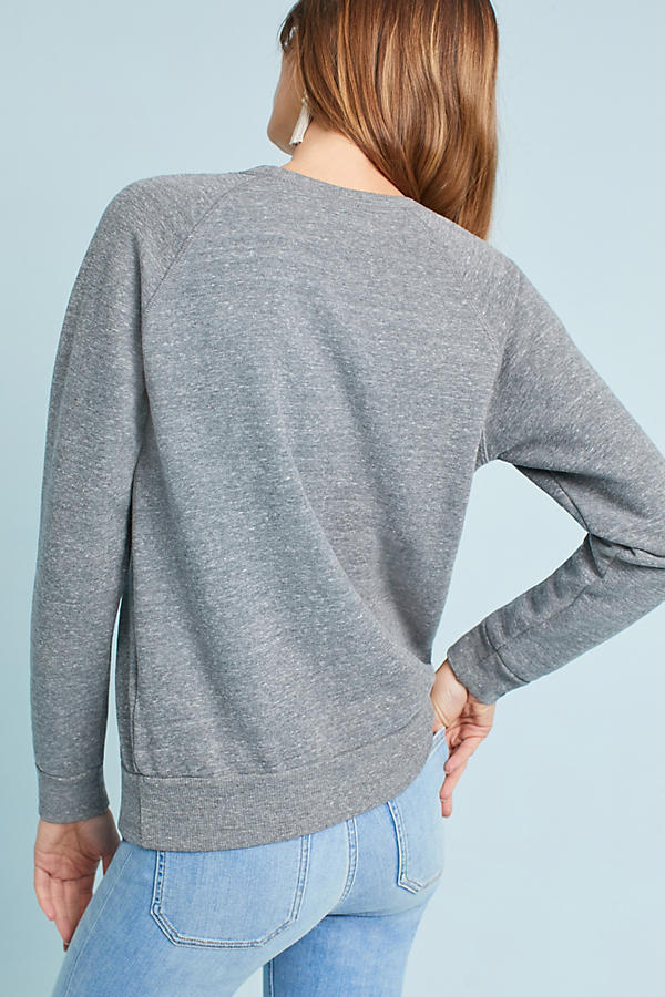 Slide View: 4: Sol Angeles Chic Graphic Sweatshirt