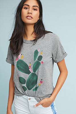 Slide View: 1: Sol Angeles Cactus Graphic Tee