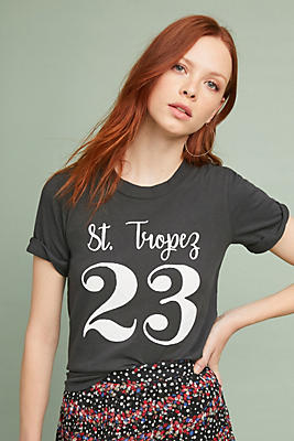 Slide View: 1: Sol Angeles St. Tropez Graphic Tee